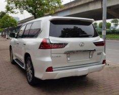 Cần bán Lexus 570 xuất Mỹ sản xuất 2016, đăng ký 2017 tên công ty giá 7 tỷ 250 tr tại Hà Nội
