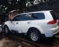 Cần bán gấp Mitsubishi Pajero G2 WD AT năm sản xuất 2012, màu trắng còn mới, giá chỉ 585 triệu giá 585 triệu tại Tp.HCM