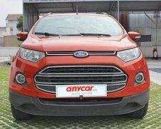 Bán Ford EcoSport sản xuất 2014, màu đỏ giá cạnh tranh giá 516 triệu tại Tp.HCM