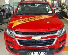 Bán xe Colorado 2018 vay 100%, giảm giá sốc, trả trước 100tr. Số lượng có hạn giá 809 triệu tại Tp.HCM