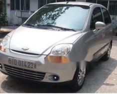 Cần bán Chevrolet Spark sản xuất 2013, màu bạc xe gia đình giá 160 triệu tại Tp.HCM
