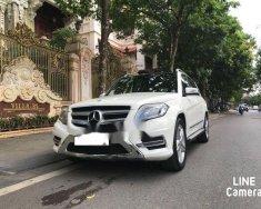 Bán Mercedes GLK 250 AMG sản xuất 2014, màu trắng chính chủ, giá tốt giá 1 tỷ 350 tr tại Hà Nội