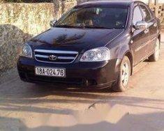 Bán Daewoo Lacetti đời 2010, màu đen xe gia đình, 210 triệu giá 210 triệu tại Nam Định