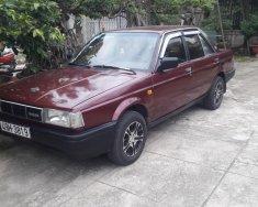 Bán ô tô Nissan Sunny đời 1982, màu đỏ, nhập khẩu nguyên chiếc giá 47 triệu tại Bình Dương