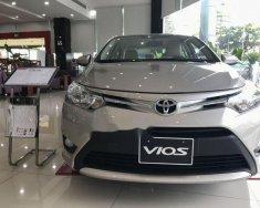 Bán Toyota Vios 1.5E sản xuất năm 2018, màu bạc, giá tốt giá 490 triệu tại Tp.HCM