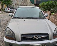 Bán Hyundai Tucson sản xuất năm 2009, màu bạc, nhập khẩu xe gia đình  giá 325 triệu tại Hà Nội