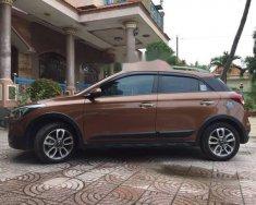 Bán xe Hyundai i20 active 2016, màu nâu, nhập khẩu   giá 550 triệu tại Tp.HCM
