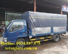 đại lý bán xe tải iz49 euro 4 thùng mui bạt, thùng kín giá tốt nhất giá 365 triệu tại Tp.HCM
