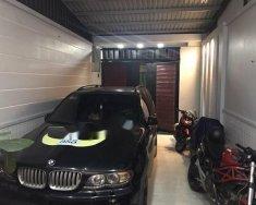 Cần bán xe BMW X5 năm sản xuất 2005, màu đen, nhập khẩu   giá 400 triệu tại Tp.HCM