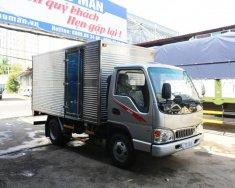 Bán xe tải JAC 2.4T thùng dài 3m7, trả trước 50 triệu có xe giá 245 triệu tại Tp.HCM