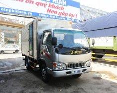 Bán xe tải jac 2.4t máy động cơ isuzu giá 250 triệu tại Tp.HCM