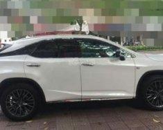 Cần bán lại xe Lexus RX đời 2016, màu trắng, nhập từ khẩu nguyên chiếc giá 3 tỷ 995 tr tại Tp.HCM