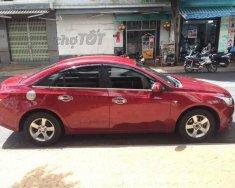 Bán Chevrolet Cruze sản xuất năm 2010, màu đỏ xe gia đình, giá tốt giá 315 triệu tại Bình Dương