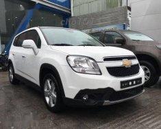 Cần bán Chevrolet Orlando 2017, màu trắng như mới giá Giá thỏa thuận tại Tp.HCM