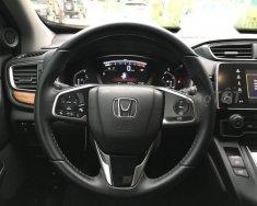 Bán xe Honda CR -V 1.5 turbo bản Top 2018 giá 1 tỷ 260 tr tại Hà Nội