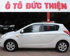 Bán Hyundai i20 1.4AT đời 2012, màu trắng, xe nhập giá cạnh tranh giá 375 triệu tại Hà Nội