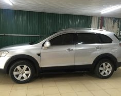 Cần bán Chevrolet Captiva Maxx LT (Động cơ Diesel) sản xuất năm 2009, màu bạc, xe nhập giá 425 triệu tại Hà Nội