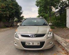 Cần bán lại xe Hyundai i20 1.4 AT năm 2011, màu vàng, nhập khẩu nguyên chiếc chính chủ, giá tốt giá 365 triệu tại Hà Nội