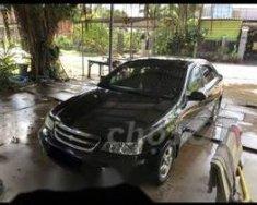 Bán xe Chevrolet Lacetti 2009, màu đen giá 220 triệu tại Lâm Đồng