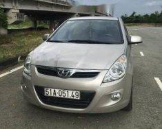 Bán Hyundai i20 sản xuất năm 2010, màu bạc, nhập khẩu  giá 390 triệu tại Tp.HCM