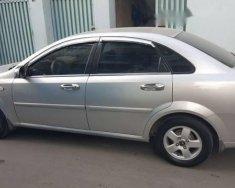 Chính chủ bán ô tô Chevrolet Lacetti đời 2009, màu bạc giá 250 triệu tại Đồng Nai
