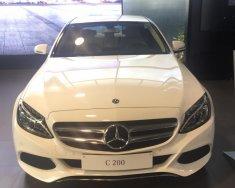 Khuyến mại cực khủng, mua xe Mercedes C200 năm 2018 giá 1 tỷ 489 tr tại Hà Nội