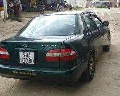 Chính chủ bán Toyota Corolla năm 2000, màu xanh lá giá 135 triệu tại Lâm Đồng