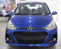 Hyundai Grand I10 1.2 AT màu xanh nhiều ưu đãi, có hoa hồng cho người giới thiệu giá 405 triệu tại Tp.HCM