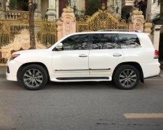 Bán Lexus LX 570 2008, màu trắng, xe nhập giá 2 tỷ 450 tr tại Hà Nội