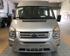 Cần bán Ford Transit Svp năm 2018, màu bạc giá 820 triệu tại Hà Nội