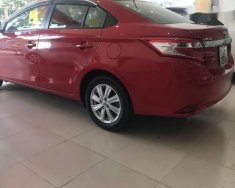 Bán xe Toyota Vios năm sản xuất 2015, màu đỏ giá 455 triệu tại Đà Nẵng