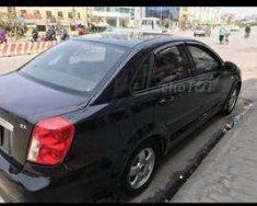 Bán Chevrolet Lacetti 2007, màu đen, ít sử dụng giá 175 triệu tại Hà Nội
