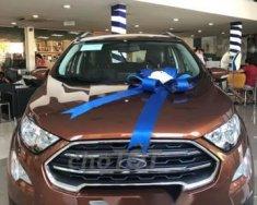 Bán xe Ford Ecosport Titanium 2018, tặng bảo hiểm, bệ bước giá 648 triệu tại Tp.HCM