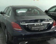 Bán Mercedes C300 AMG sản xuất năm 2017, màu đen như mới giá 1 tỷ 929 tr tại Tp.HCM