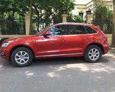 Bán ô tô Audi Q5 2.0 sản xuất năm 2014, màu đỏ, xe nhập giá 1 tỷ 450 tr tại Hà Nội