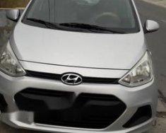 Cần bán Hyundai Grand i10 đời 2014, màu bạc giá 240 triệu tại Nam Định