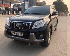 Cần bán Toyota Prado TXL năm 2010, màu đen, nhập khẩu giá 1 tỷ 185 tr tại Hà Nội