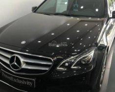 Bán Mercedes E250 AMG 2016, màu đen giá 1 tỷ 750 tr tại Hà Nội