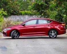 Bán ô tô Hyundai Elantra Sport năm sản xuất 2018, màu đỏ giá 749 triệu tại Tp.HCM