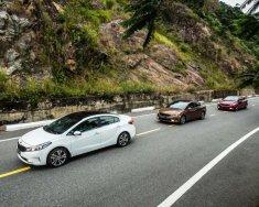 Cần bán Kia Cerato 1.6 MT đời 2018, màu trắng giá 530 triệu tại Hà Nội