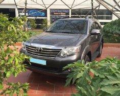 Cần bán xe Toyota Fortuner 2015 số tự động, màu xám chì giá 723 triệu tại Tp.HCM