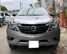 Bán Mazda BT 50 2.2L MT 4x4, Sx 2017, màu bạc giá 600 triệu tại Tp.HCM