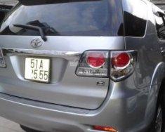 Bán Toyota Fortuner 2012 (phiên bản mới), màu bạc, máy dầu, 720 tr giá 720 triệu tại Tp.HCM