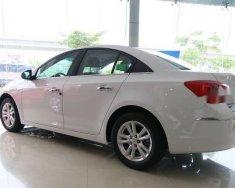 Cần bán lại xe Chevrolet Cruze 2018, màu trắng, giá 589tr giá 589 triệu tại Tp.HCM