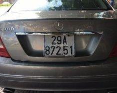 Bán xe Mercedes C300 sản xuất năm 2009 màu xám ghi, giá cạnh tranh giá 590 triệu tại Hà Nội