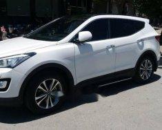 Cần bán gấp Hyundai Santa Fe năm sản xuất 2015, màu trắng, giá tốt giá 835 triệu tại Hà Nội