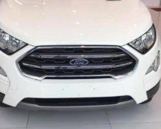 Bán Ford EcoSport 1495 AT đời 2018, màu trắng giá 648 triệu tại Thái Nguyên