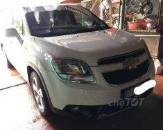 Cần bán gấp Chevrolet Orlando đời 2012, màu trắng, giá chỉ 410 triệu giá 410 triệu tại Bình Phước