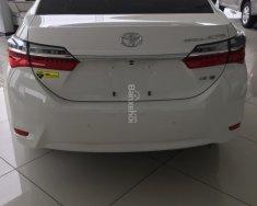 Bán Toyota Corolla Altis 1.8G 2018 màu trắng giá 753 triệu tại Nam Định