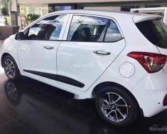 Bán Hyundai Grand i10 năm sản xuất 2017, màu trắng chính chủ, giá tốt giá 400 triệu tại Đà Nẵng